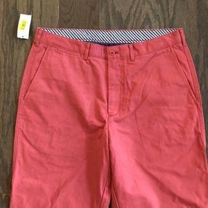 Daniel Cremieux Pants - Cremieux Madison Pink Chino Pants